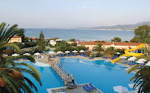 Foto Hotel Mitsis Roda Beach Resort in Roda ( Corfu)